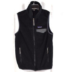 Patagonia zipper front fleece Vest